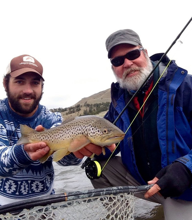 Fly fishing image gallery for the dream stream deckers for Deckers fishing report